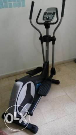 NordicTrack E4.1 Elliptical in stores 850$+ transport included