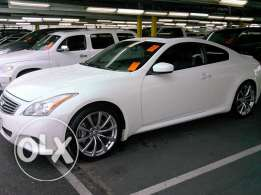 2008 INFINITI Coupe G37 S-Type/Journey One Owner California