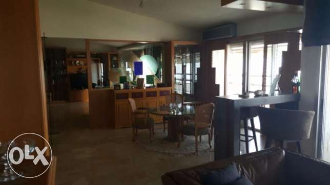 Ballouneh 360m2 furnished, decorated