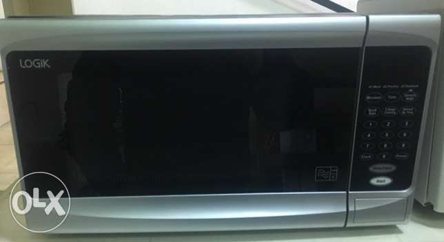 20 L stainless microwave brand new