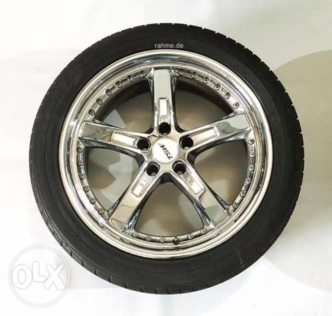 Mercedes Rims & Tires for SL R230 18 inch