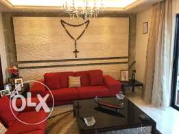 full decorated apartment in nahr ibrahim