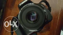Canon camera dslr 600d barley used good cam in good condition