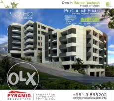 Pre launch prices | Yacha Residence