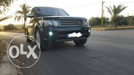 Land Rover sport 2006 look 2010 mechii 85000 mille