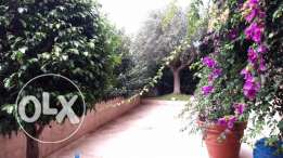 140 m2 apartment having 136 m2 garden/ terrace for sale in Jiwar Adma