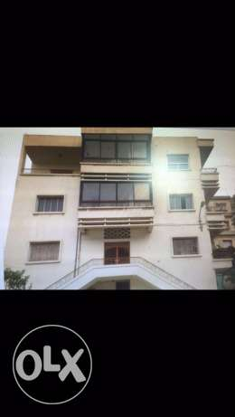 A 3 floors commercial building for rent بعبدا -  4