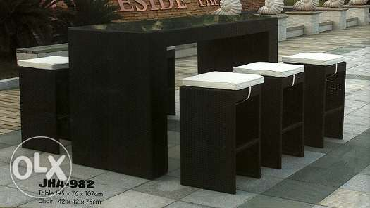 4 Outdoor Furniture Package
