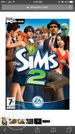The Sims 2 Special Edition DVD