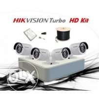 HikVision TurboHD Kit