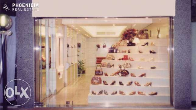 Zouk Mosbeh-100 sqm shop -$395,000|PLS23274