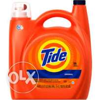 Tide classic clean and with febreeze