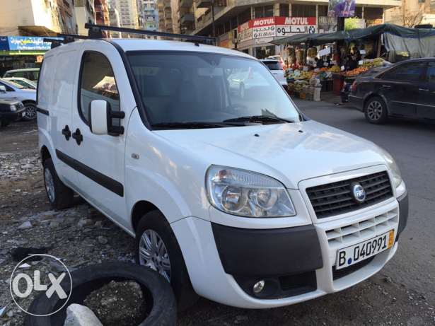 fiat doblo mod2007 full option with AC from GERMANY ابو سمراء -  2