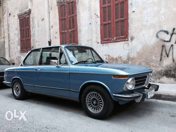 BMW 2002 Collection Car model 1973