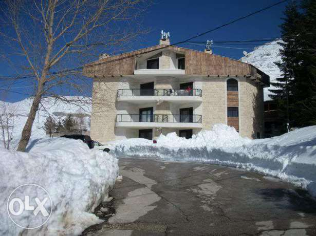 Faraya new chalet for rent عمارة  شلهوب -  1