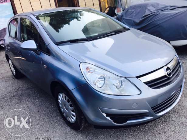opel corsa model 2008 excellent car