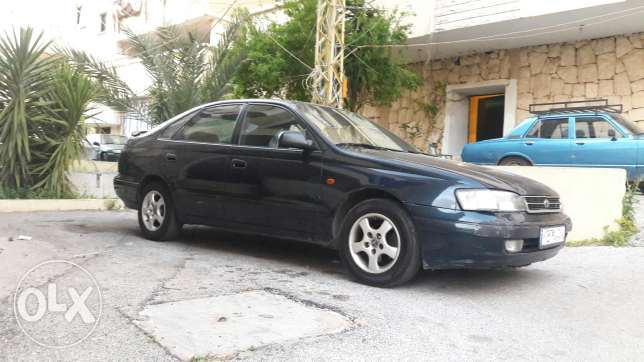 Carina 3 model 1995, super ndife mabada shi !!