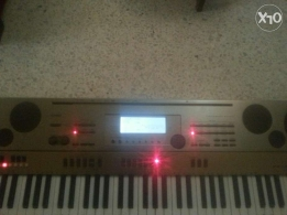 Casio at5 like new 6 octave