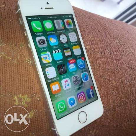 IPhone 5s gold 16GB خلدة -  1