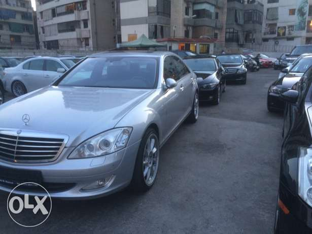 S350 2008 kteeer ndefeyyy from Germaney حدث -  1