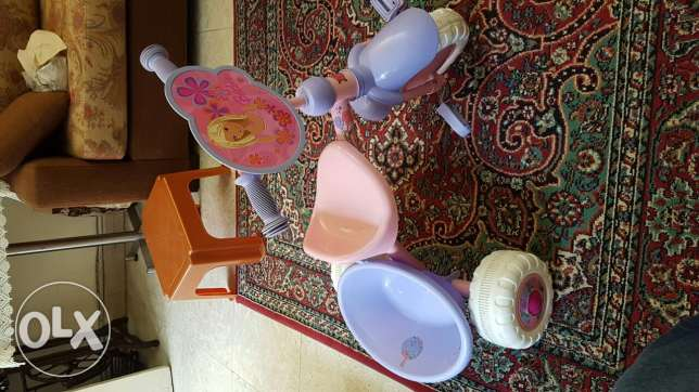 Kids tricycle for sale مصطبة -  1