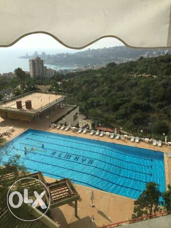 Sahel Alma Jounieh Almaya residence center luxury furnished for rent