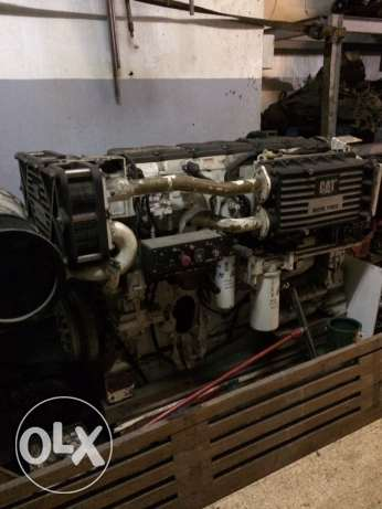used 3406 caterpillar marine engines