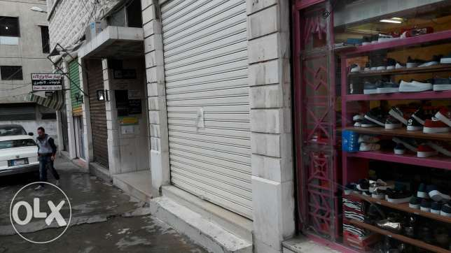 Store for rent boulevard zahle