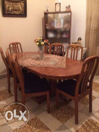 Dining table - sofra
