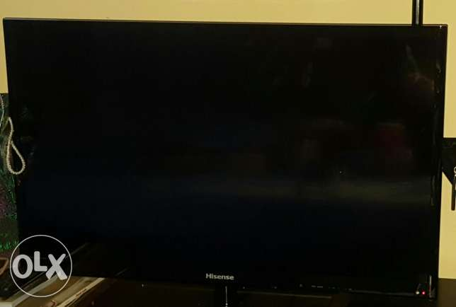 Tv Hisence in very good condition