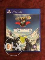 PS4 Game - Steep (Can Trade with Dishonored2)