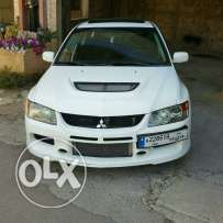 evo 8 , trade available