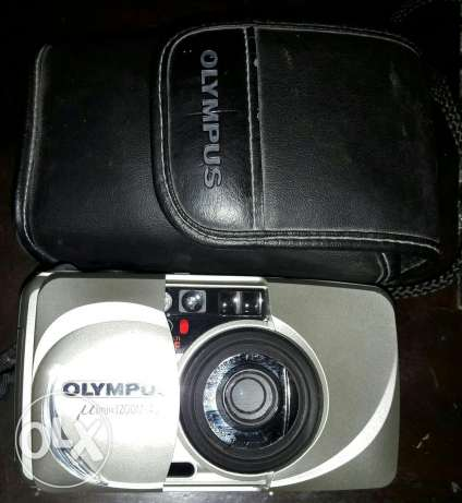 Olympus MJU Zoom 140 35mm Compact Film Camera