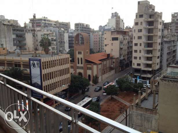 appartement for rent in hamra - wardiyeh square