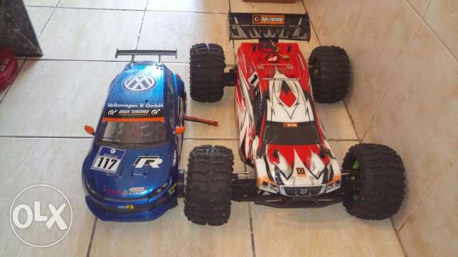 hpi truggy flux