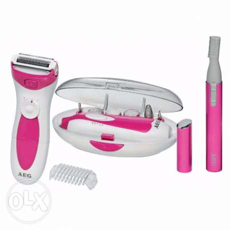 AEG Lady Beauty Set 25$