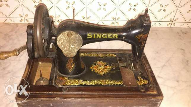 Singer very old around 200 years old