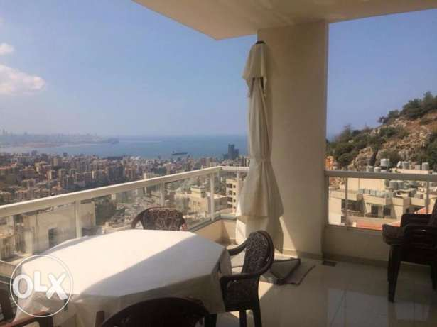 160 m2 furnished apartment for sale in Antelies / Rabwe (sea view)