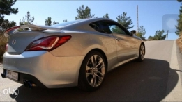 345hp Genesis Coupe 3.8/2013 - Cleanest certified pre-owned in Lebanon