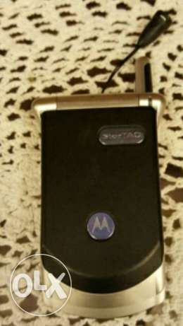 Motorola startac special edition with color screen