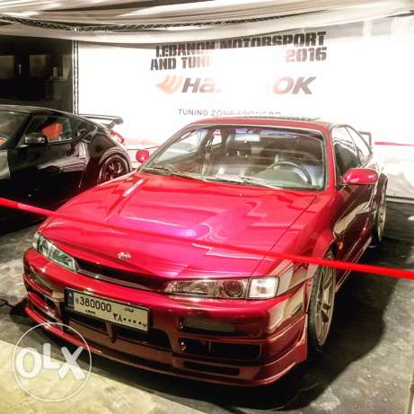Nissan silvia s14 (700hp) for sale