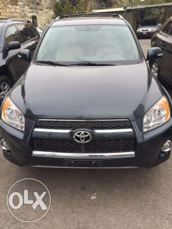 Toyota Rav4 Limited 2009 Low Mileage