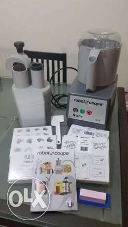 Robot Coup -professional food processor