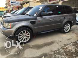 2008 Range Sport Supercharged (just arrived from USA)