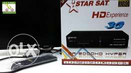 Receiver starsat 2000 hd for sale new