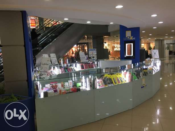 Retail Store Furniture, good for mobile , Jewelry & Watch Stores