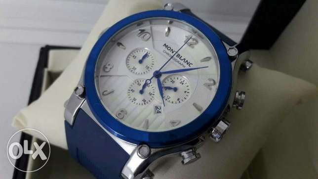 MontBlank Watch مصطبة -  6