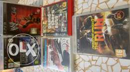 Ps3 very good condition and price + 13 cd
