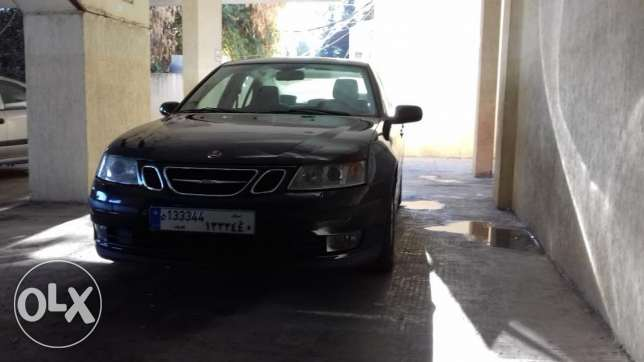 saab mod2005 BRAND NEW CAR 60000k.1owner+special number turbo.leather