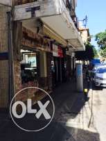shop for rent hamra ; six month advance rent payment